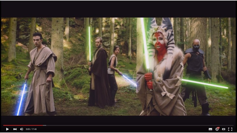 Star Wars -Fanfilm_Darth Maul