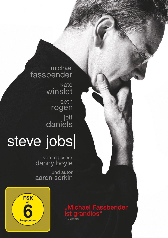 DVD-Cover von Steve Jobs