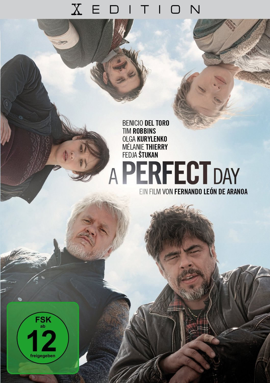 DVD-Cover von A Perfect Day