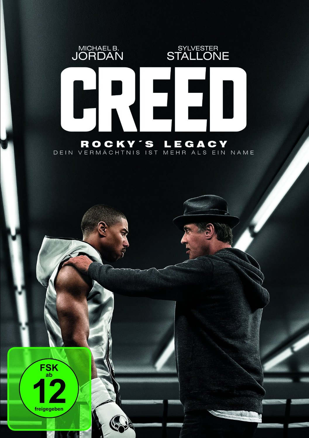 DVD-Cover von Creed – Rocky's Legacy