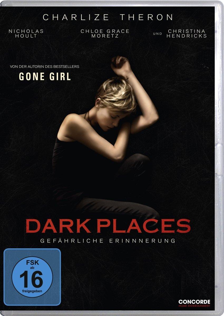 DVD-Cover von Dark Places - Gefährliche Erinnerung