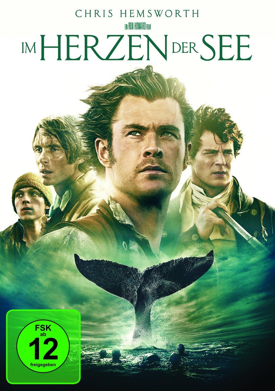 DVD-Cover von Im Herzen der See