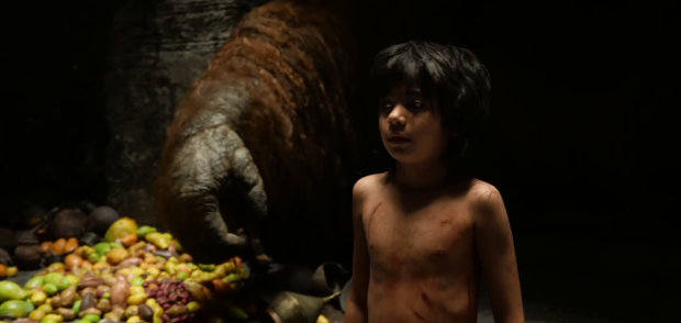 The-jungle-book Trailer