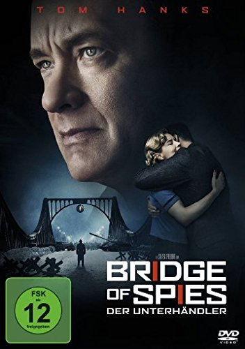 DVD-Cover von Bridge of Spies - Der Unterhändler