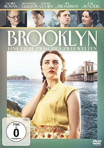 DVD-Cover von Brooklyn – Eine Liebe zwischen zwei Welten