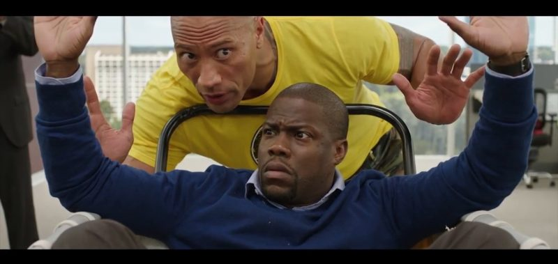 Central Intelligence - Film