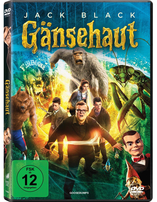 DVD-Cover von Gänsehaut