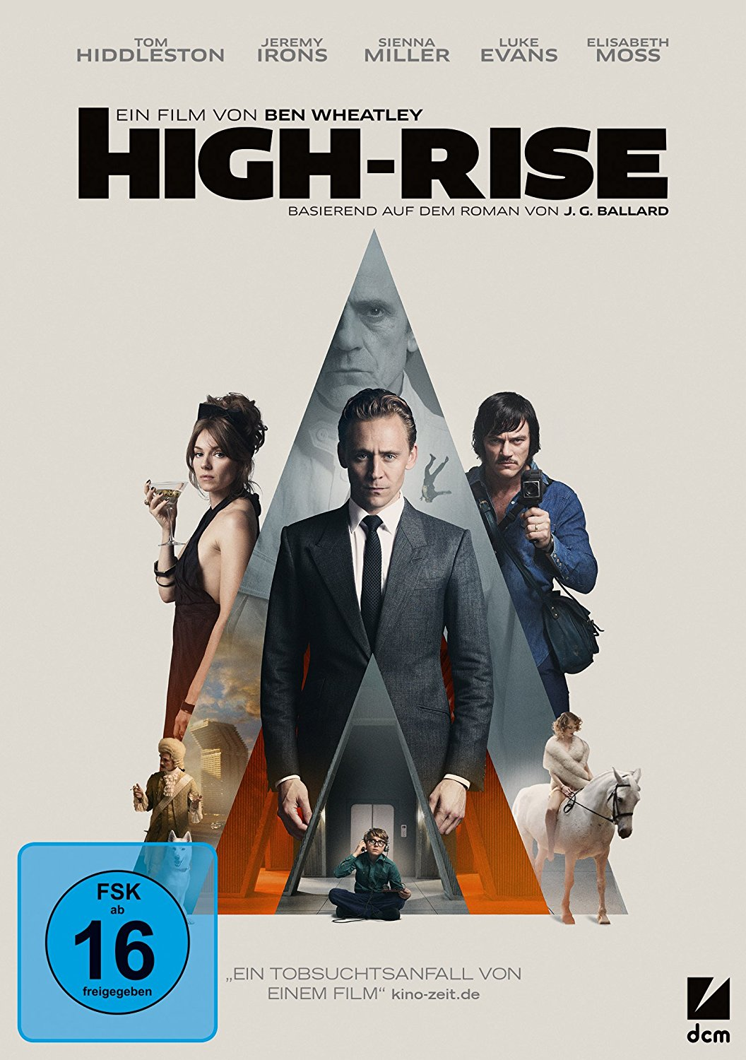 DVD-Cover von High-Rise