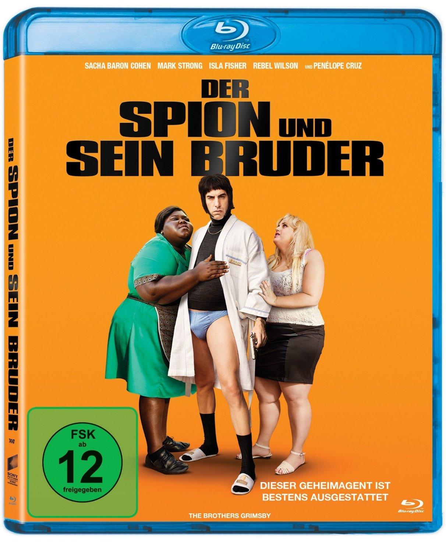 DVD-Cover von Der Spion und sein Bruder