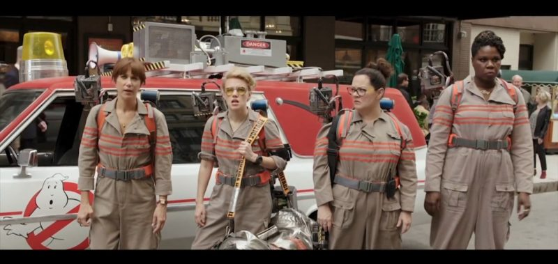 Ghostbusters 2016 - Film