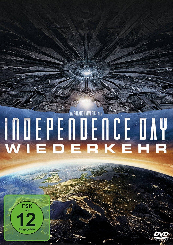 DVD-Cover von Independence Day: Wiederkehr