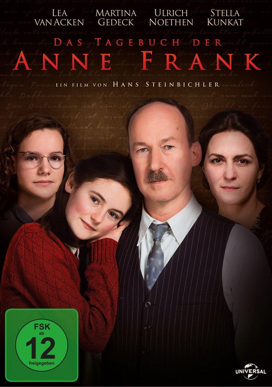DVD-Cover von Das Tagebuch der Anne Frank