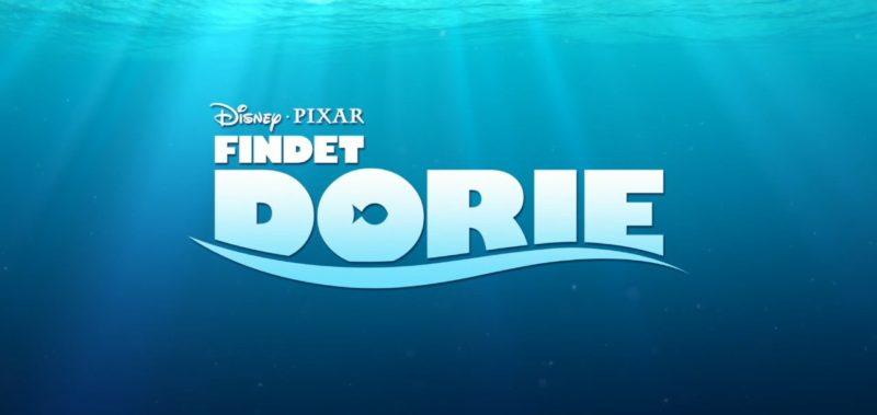 Findet Dorie - Film