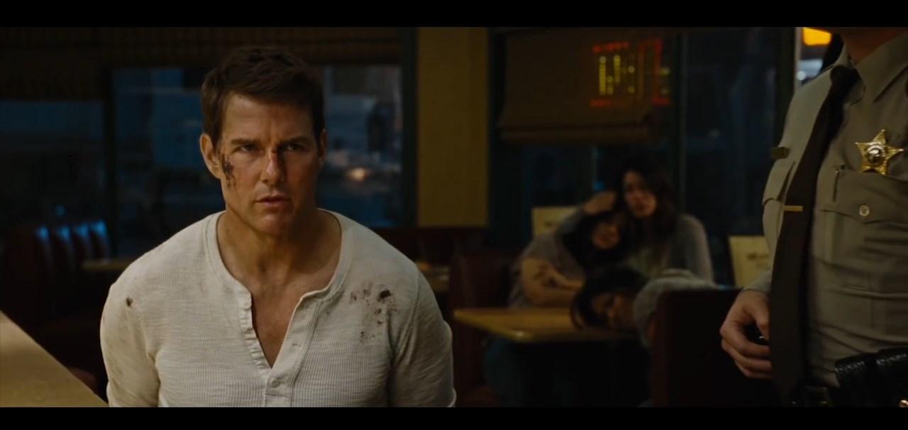 Bild aus dem Film: Jack Reacher: Kein Weg zurück