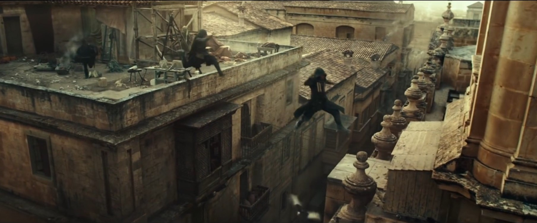 Bild aus dem Film: Assassin´s Creed