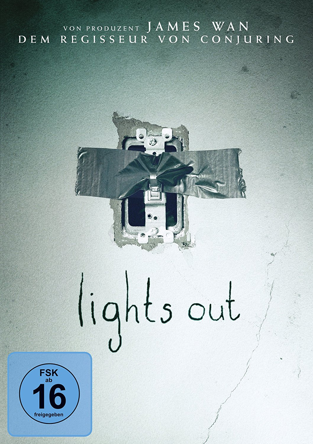DVD-Cover von Lights Out