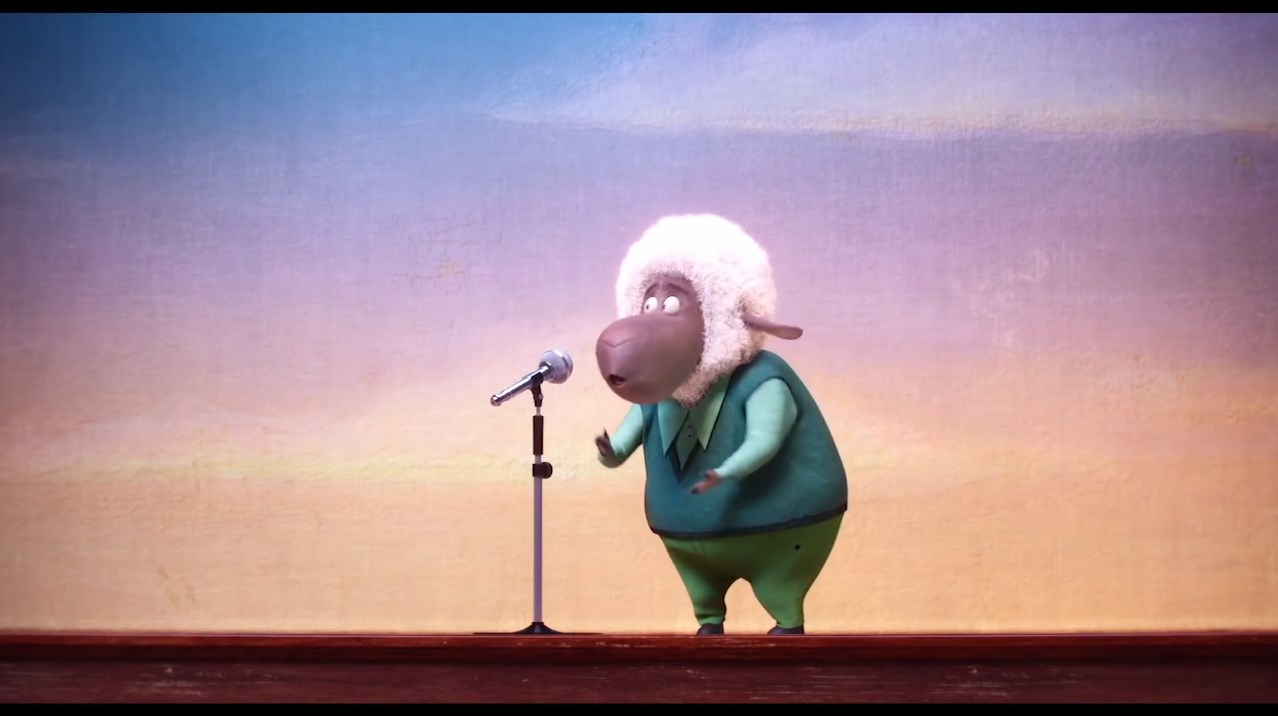 sing trailer zum Animationsfilm