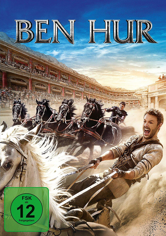 DVD-Cover von Ben Hur