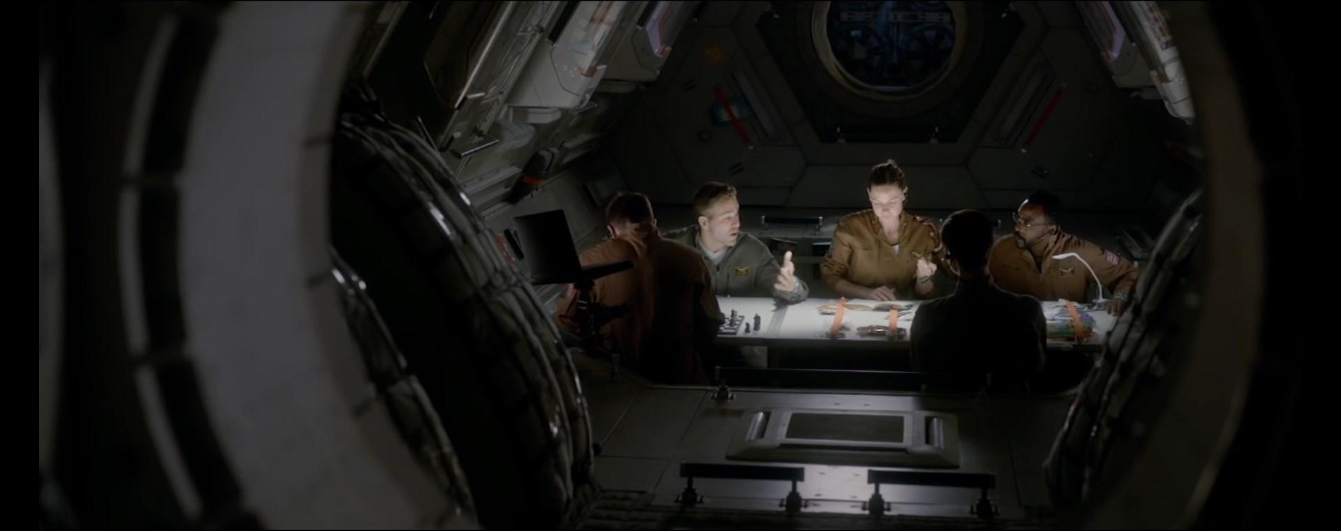 Bild aus dem Film: Life (2017)