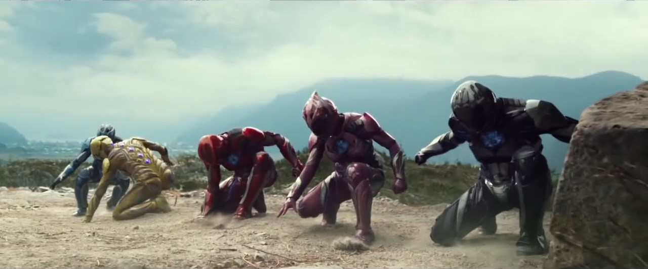 Bild aus dem Film: Power Rangers