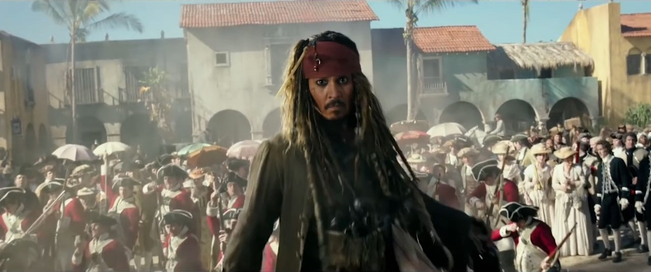 Bild aus dem Film: Pirates of the Caribbean: Salazars Rache