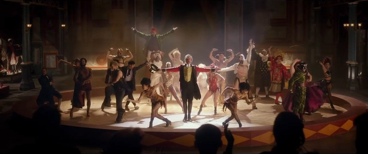 Bild aus dem Film: Greatest Showman