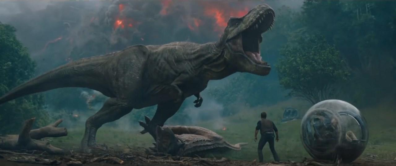 Filmfoto zu: Jurassic World: Das gefallene Königreich