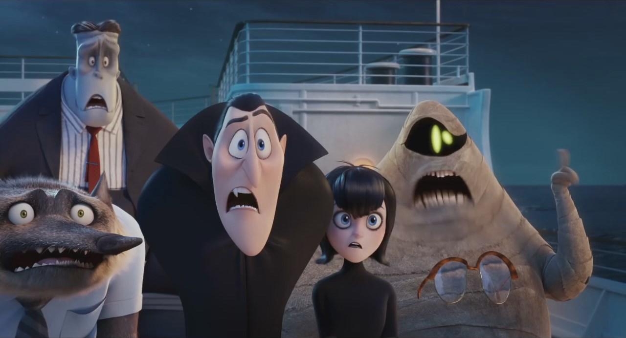 Filmfoto zu: Hotel Transsilvanien 3 - Ein Monster Urlaub