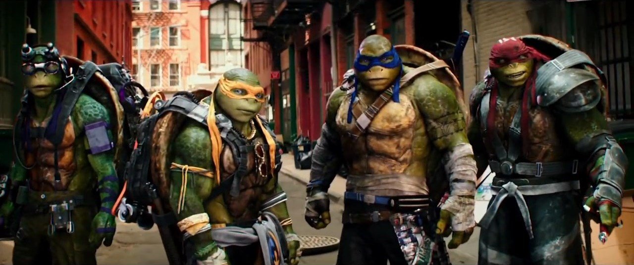 Teenage Ninja Turtles: Out of the Shadows